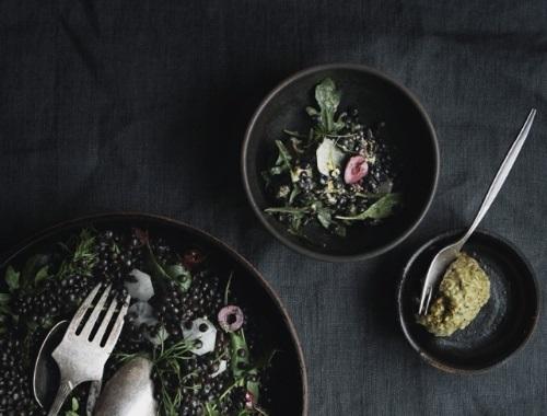 Vegan-Salade